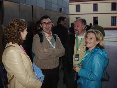 Evento Blog España Sevilla 16, 17 y 18 de noviembre.