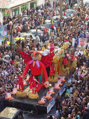 315. El Carnaval ha llegado