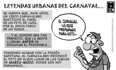 324. Candidatos Carnavalescos a los Ignotus
