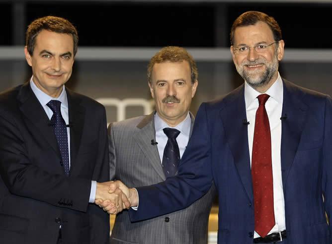 332. Rajoy – Rodríguez: el partido mas esperado.