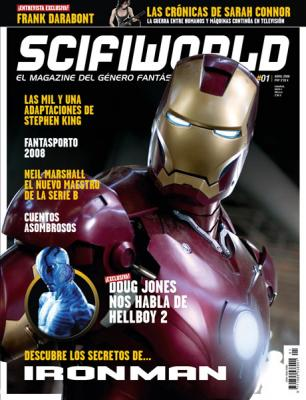 351. ScifiWorld ya en sus quioscos