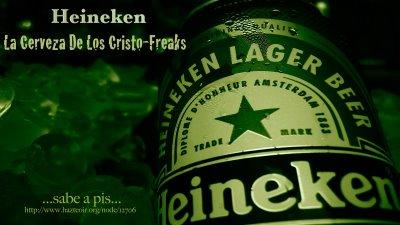 382. Heineken, la cerveza meapilas