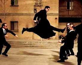 6. Matrix regrabada, recreada, recopiada y revolucionada
